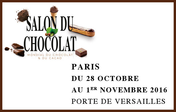 Hôtel Danemark - Salon Mondial du Chocolat